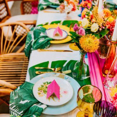 TROPICAL MICRO WEDDING INSPIRATION _ Bespoke-Bride_ Wedding Blog